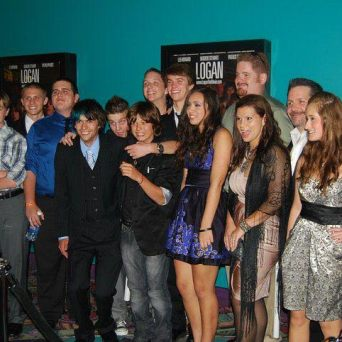 Logan Film Premier - Cast - 2010
