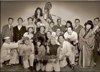 Pacific Overtures- Chicago Production 1987